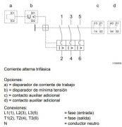 Protección de motores - Guardamotores