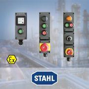 Nuevas Estaciones de Mando y Control Serie 8040 de STAHL