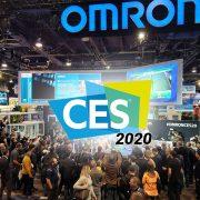 OMRON presente en CES 2020 Las Vegas, la mayor exposición de tecnología del mundo
