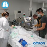 Omron colabora en el desarrollo de un Respirador Artificial frente a la emergencia causada por el COVID-19